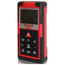 Купить <b>Лазерный дальномер Ресанта ДЛ</b>-<b>40</b> 61/10/515 в ...