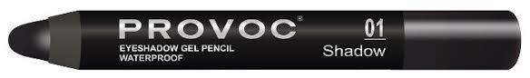 Provoc <b>Тени</b>-<b>карандаш водостойкие</b> Eyeshadow Gel Pencil ...