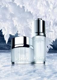 <b>La Prairie</b> freezes time in its tracks with <b>Cellular Swiss</b> Ice Crystal duo