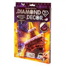 <b>Danko</b> Toys Набор креативного творчества Diamond Эйфелева ...