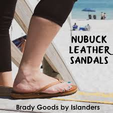 <b>Summer</b> Must Have: <b>Brady</b> Goods by Islanders Nubuck Leather ...