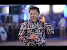 T. B. Joshua: лучшие изображения (12) | Молитвы, Пророк и ...