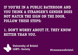 bathroom battlegrounds and penis panics contexts via university of bristol lgbt society lgbtplusbristol org uk