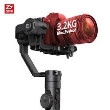 zhi yun <b>Zhiyun Official Crane</b> 2 3-Axis Camera Stabilizer for All ...