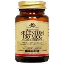 БАД <b>Solgar Selenium 100</b> Mcg | Отзывы покупателей