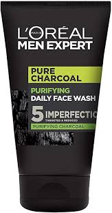 <b>L'Oreal Men</b> Expert Pure Carbon Purifying Daily Face Wash ...