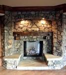 Images for rustic fireplace