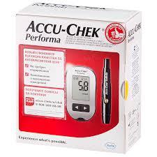 Акку-Чек <b>Перформа Глюкометр</b> - цена 831.00 руб., купить в ...