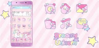 <b>Dreamy Unicorn</b> theme - برنامهها در Google Play