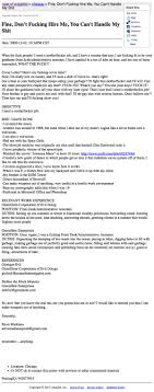 funniest cover letters and resumes save my boredom resume