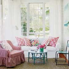 this laidback living room is the definition of classic beach cottage style as one of beach style living room