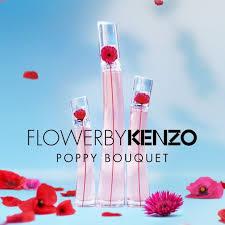 KENZO Parfums - <b>Kenzo</b> - <b>Flower</b> by Kenzo <b>Poppy</b> Bouquet Film ...