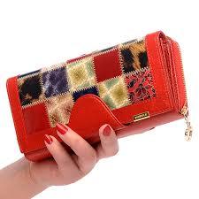 2016 New luxury <b>ladies</b> wallets Brand Designer <b>100</b>% <b>Genuine</b> ...