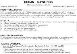 Cv Format Teacher  resume format for teaching job  u     bnsc     Pinterest