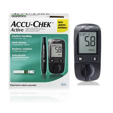 <b>Глюкометр</b> Акку-чек Актив (<b>Accu</b>-<b>Chek Active New</b>)