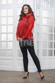 Женские кожаные <b>куртки больших размеров</b> - купить <b>куртки</b> для ...