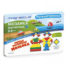 <b>Магнитная мозаика MAGNETICUS</b> MMT-<b>245</b> — купить в интернет ...