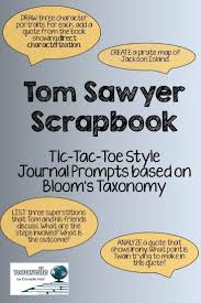 17 best images about tom sawyer context clues do you want a fun ongoing project during your tom sawyer unit this scrapbook