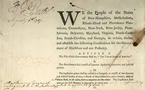 the new nation 1783 1815 the gilder lehrman institute of writing the constitution