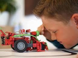 <b>Robot toys</b> - fischertechnik