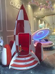 girls room playful bedroom furniture kids: rocky rocket bed rocky rocket bed rocky rocket bed