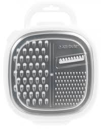 "<b>Терка с контейнером Attribute</b> ""Viva White"". ATV229"