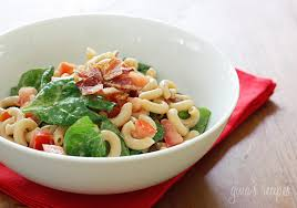 Image result for spinach elbow pasta salad