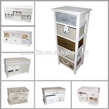 zapatero chest drawers bedroom set wooden wooden wicker chest drawer seat storage unit cabinet shabby chic baske