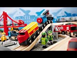 <b>Железная дорога</b> Брио - вот это игрушка! - YouTube