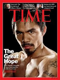 Boxer Manny Pacquiao has made the cover of Time Magazine ... Asia edition. It hit newsstands in Asia over the weekend. 2009-11-06-MannyPacquiao_Time_500px. ... - 2009-11-06-MannyPacquiao_Time_500px