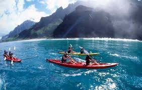 Image result for kayaker in ocean