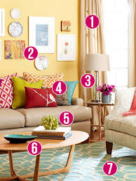 get this look color me casual living room casual living room