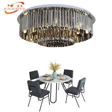 Modern Odeon Crystal Chandelier <b>Lighting</b> Retro <b>Nordic LED</b> ...