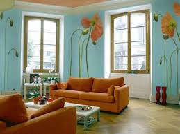 Modern Paint Colors For Living Rooms Interior Awesome Living Room Decoration With Light Blue Asian