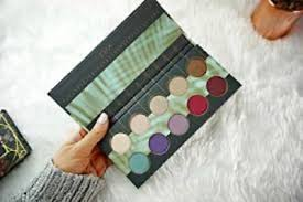 <b>ZOEVA Offline</b> Eyeshadow <b>Palette</b> 10 x 1.5g matte & shimmering ...