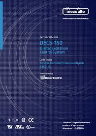 DECS-150 Manual pdf