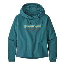 <b>Толстовка Patagonia Pastel P-6</b> Logo Uprisal Hoody женская ...