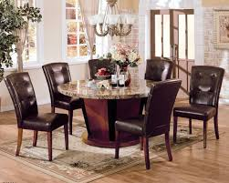 Marble Dining Room Sets Marble Top Dining Room Sets High Dining Table