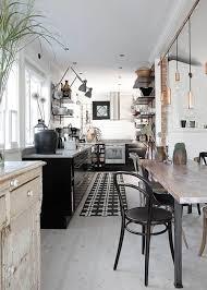 matte black sconces copper cylinder pendants kitchen lighting design black kitchen lighting