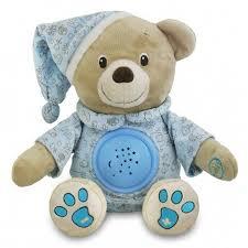 Мягкая <b>игрушка Baby Mix</b> Мишка с музыкой и ночником купить в ...