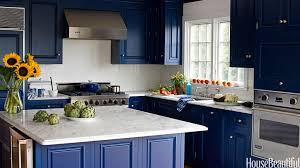 midnight blue kitchen island amazing 20 bright ideas kitchen lighting