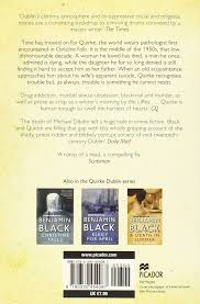 the silver swan quirke mysteries amazon co uk benjamin black the silver swan quirke mysteries amazon co uk benjamin black 9780330454087 books