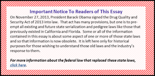 exemptions   rxtraceimportant notice to readers of this essay on november      president barack obama