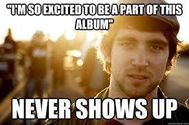Flaky Musician memes | quickmeme via Relatably.com