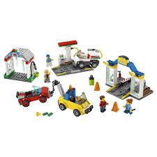 <b>Конструктор Lego City Town</b> Автостоянка 60232 - купить в ...