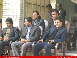 نتیجه تصویری برای شهردار خنج