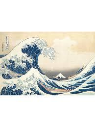 """<b>Картина</b> """"Большая <b>волна</b> в Канагаве"""", Кацусика Хокусай ArtZakaz ..."""