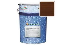<b>Лак фасадный Rhenocoll Aqua</b> Start 20S орех, шелковисто ...