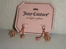 Модные <b>серьги Juicy Couture</b> crystal - огромный выбор по лучшим ...