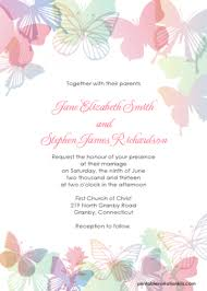 spring invitation template ctsfashion com spring butterflies wedding invitation set ← printable invitation kits spring event invitation templates spring